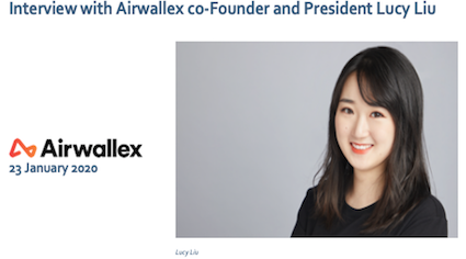 Interview with Lucy Liu on Airwallex future strategy