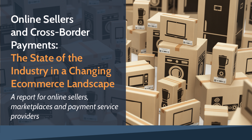 Amazon PSPs report: Online sellers and cross border payments