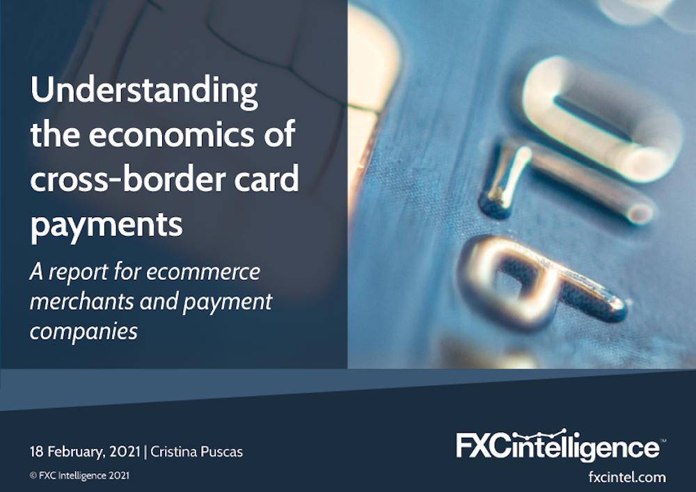 Understanding the economics of cross-border card payments report
