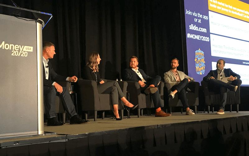 Money 2020 User Journeys Panel Daniel Webber Moderator Conference