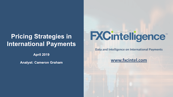 FX Pricing Strategies