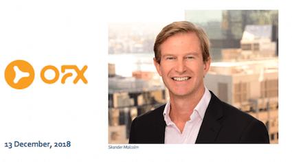 Skander Malcolm CEO OFX